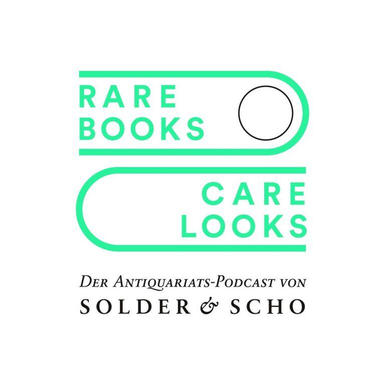 RARE BOOKS CARE LOOKS