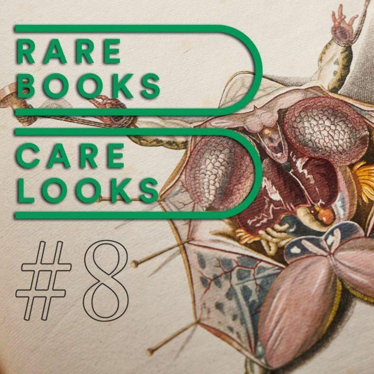 "RARE BOOKS CARE LOOKS Folge 8: August Johann Rösel von Rosenhof ""Naturgeschichte der Frösche"""